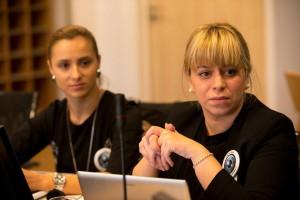 Reprezentantii ANPCPPS Romania la Conferinta de presa Me Is Mine