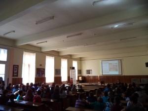 Filiaia Euroregiunea Centru - activitati de informare si educare  elevilor scolilor si liceelor din Brasov  - Scoala Altfel - InfoCons - Protectia Consumatorilor